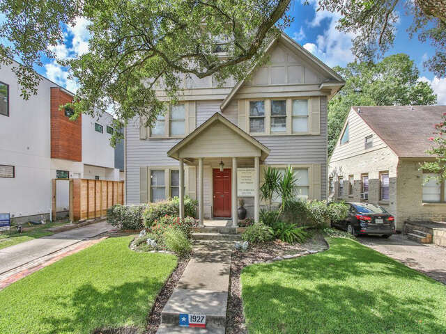 Single Family for Sale at 1927 Norfolk Houston, Texas 77098 United States