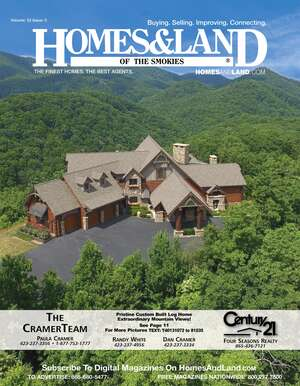HOMES & LAND Magazine Cover. Vol. 33, Issue 05, Page 11.