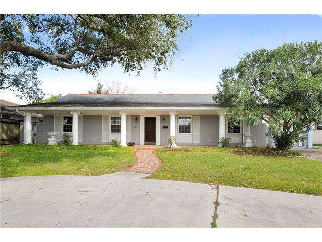 Single Family for Sale at 821 Robert E Lee Boulevard New Orleans, Louisiana 70124 United States