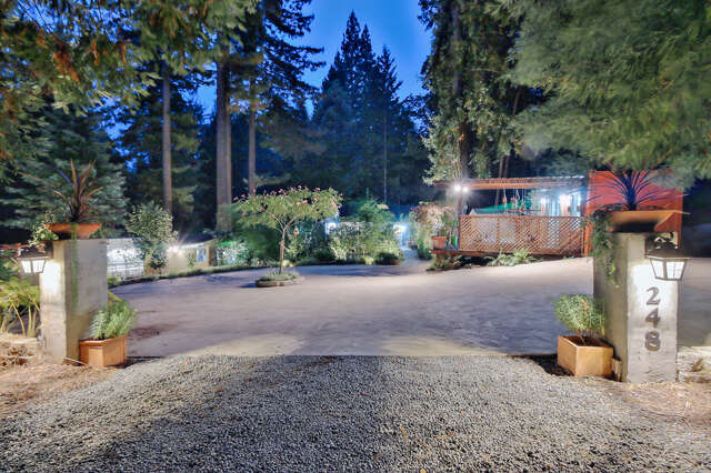 Single Family for Sale at 248 Sweetwater Lane Ben Lomond, California 95005 United States