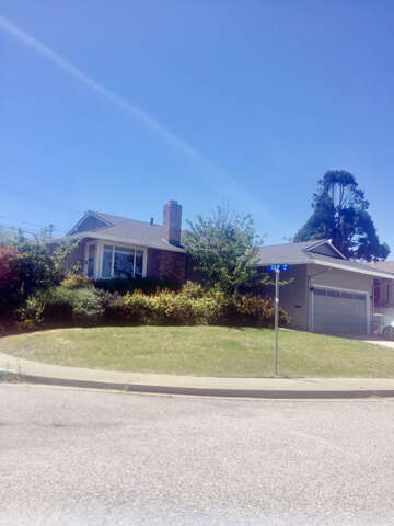 Single Family for Sale at 1017 Crestview Dr Millbrae, California 94030 United States