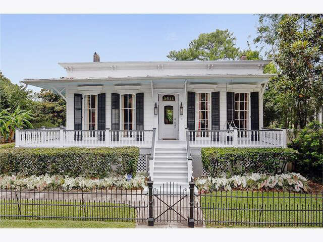 Single Family for Sale at 3611 Carondelet Street New Orleans, Louisiana 70115 United States