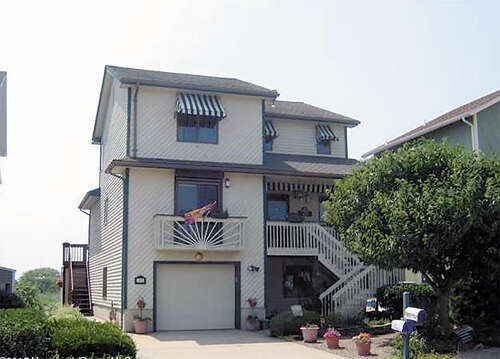 Single Family for Sale at 1456 S Bayview Avenue South Seaside Park, New Jersey 08752 United States