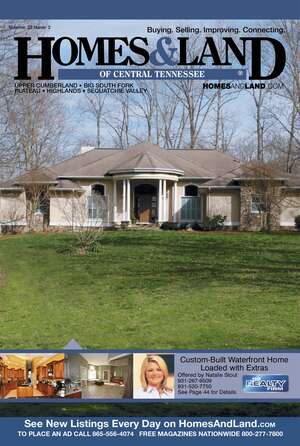 HOMES & LAND Magazine Cover. Vol. 22, Issue 02, Page 44.