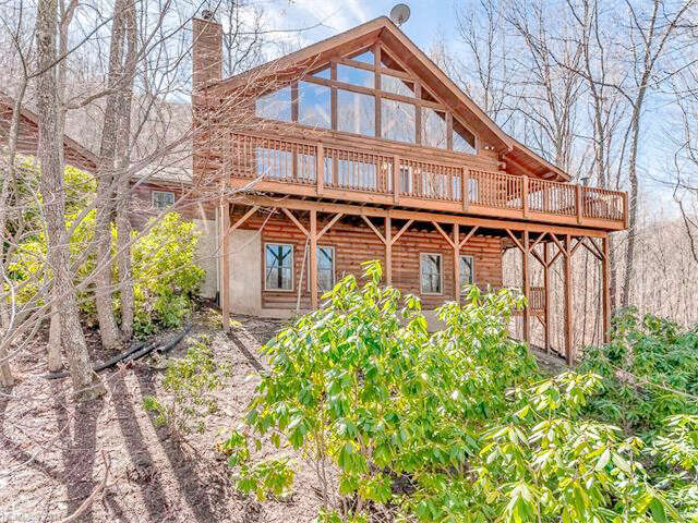 Single Family for Sale at 247 Kanusati Trail #b23 Maggie Valley, North Carolina 28751 United States
