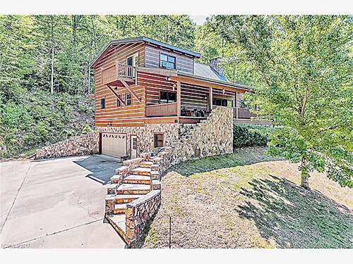 Single Family for Sale at 3060 Tellico Road Franklin, North Carolina 28734 United States