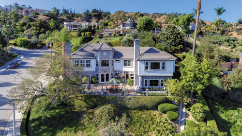 Single Family for Sale at 308 North Terrace View Drive Monrovia, California 91016 United States