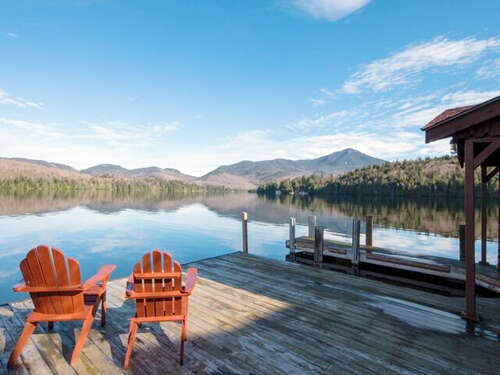 Single Family for Sale at 572 Mt. Whitney Way Lake Placid, New York 12946 United States