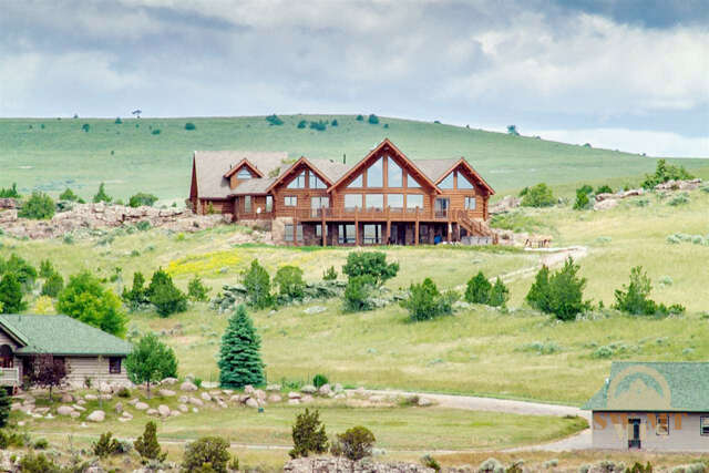 Single Family for Sale at 285 Hoss Ridge Road Manhattan, Montana 59741 United States
