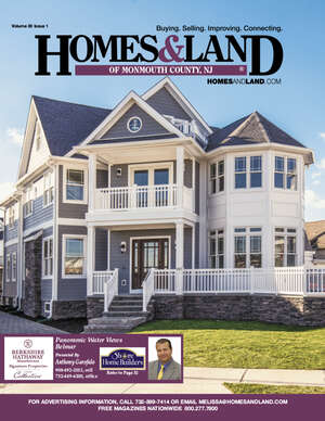 HOMES & LAND Magazine Cover. Vol. 30, Issue 01, Page 32.