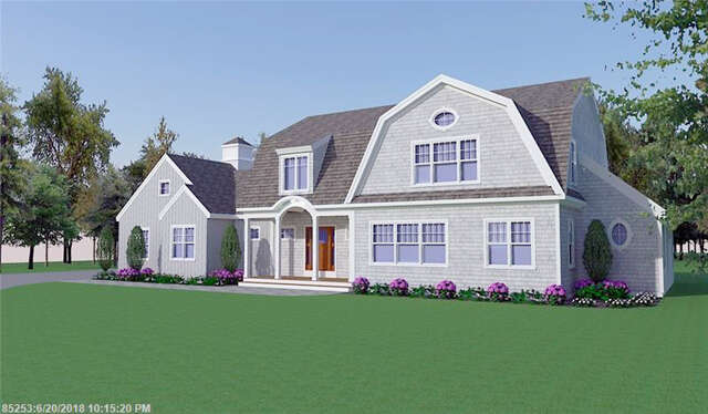 Single Family for Sale at Lot 4m Oakwood Drive Kennebunkport, Maine 04046 United States