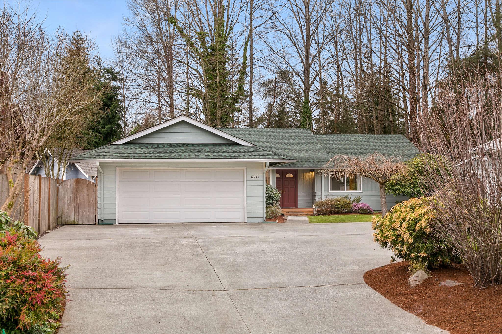 Single Family for Sale at 14745 112th Ave NE Kirkland, Washington 98034 United States