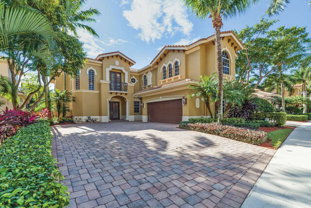 Single Family for Sale at 8114 Valhalla Drive Delray Beach, Florida 33446 United States