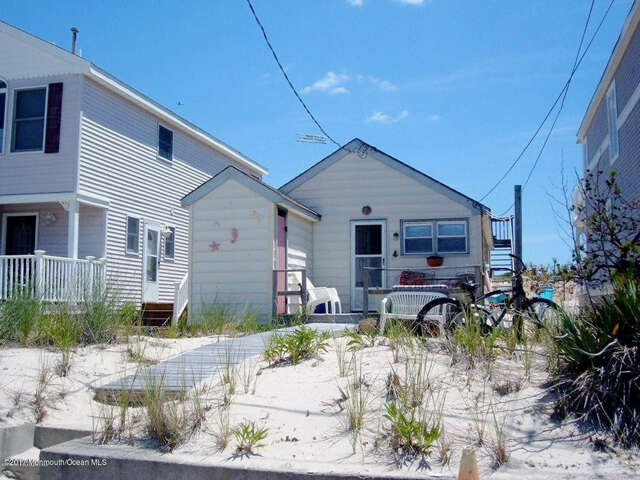 Single Family for Sale at 40 Ocean Avenue South Seaside Park, New Jersey 08752 United States