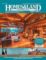 HOMES & LAND Magazine Cover. Vol. 16, Issue 07, Page 6.