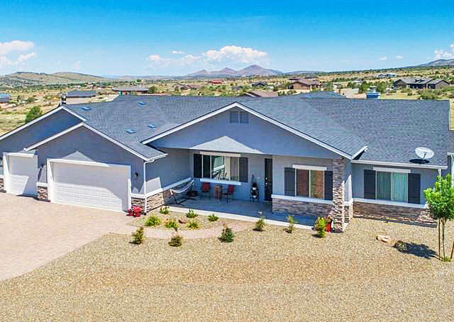 Single Family for Sale at 9485 N Snapdragon Drive Prescott Valley, Arizona 86315 United States