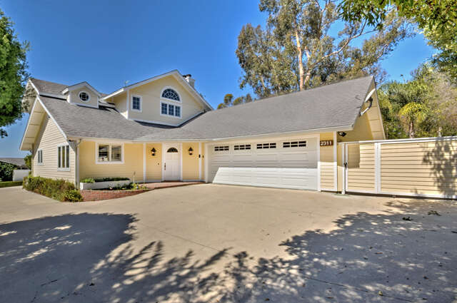 Single Family for Sale at 2311 Finney Street Summerland, California 93067 United States