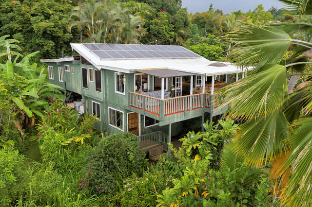 Single Family for Sale at 81-6327-B Hawaii Belt Rd Captain Cook, Hawaii 96704 United States