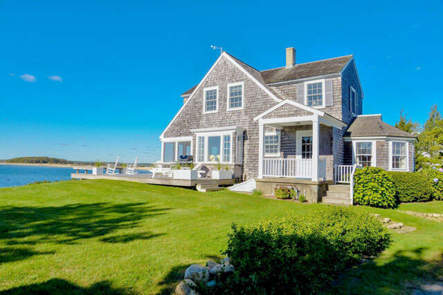 Single Family for Sale at 104 Rocky Point Road Buzzards Bay, Massachusetts 02532 United States