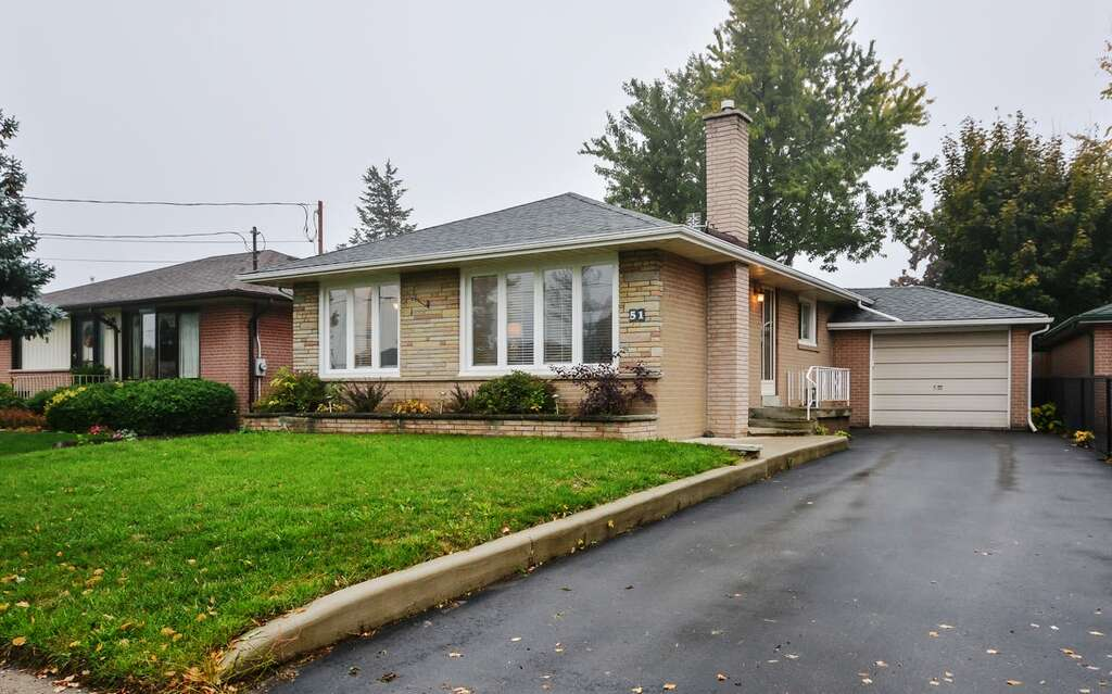 Home Listing at 51 Stevens Crescent, GEORGETOWN, ON