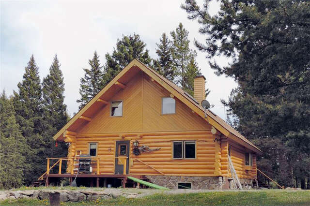 Single Family for Sale at 64 Goat Mountain Road Wilsall, Montana 59086 United States