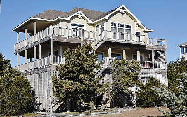 Single Family for Sale at 41304 Ocean View Drive Avon, North Carolina 27915 United States