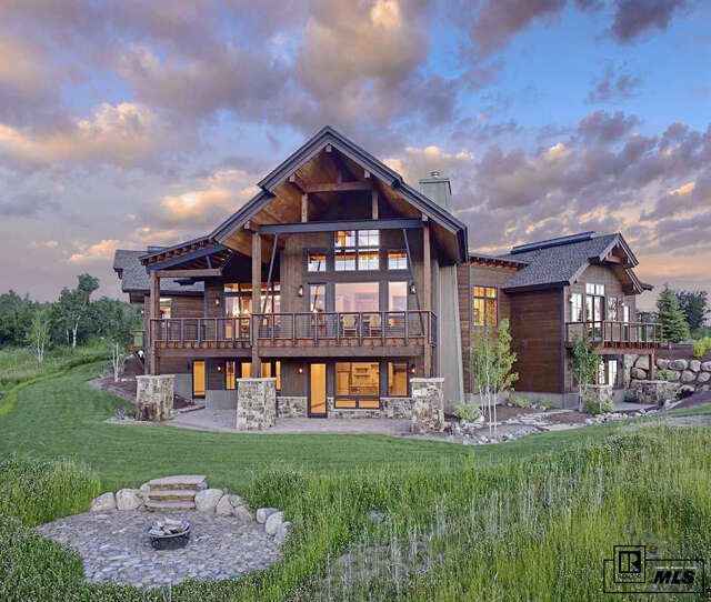 Additional photo for property listing at 30485 Marshall Ridge Rd  Steamboat Springs, Colorado 80487 United States