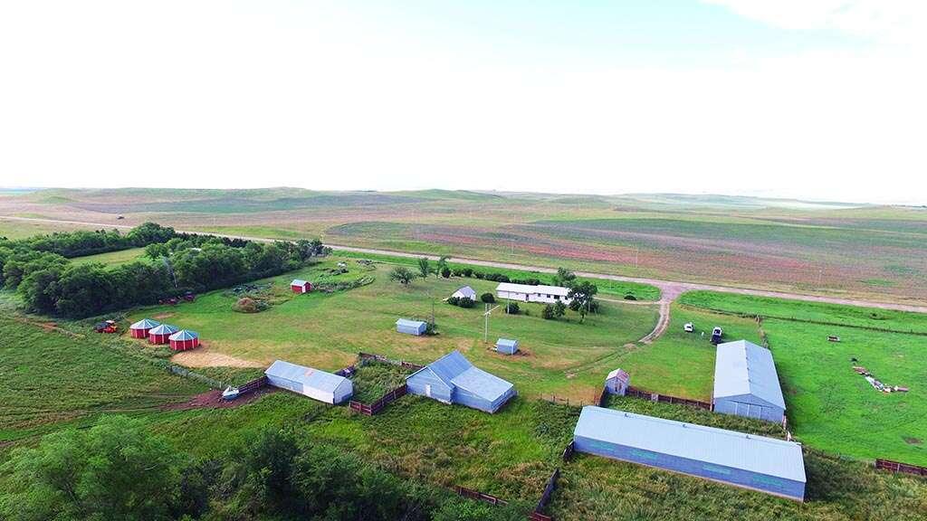 Investment for Sale at Hanson Family Ranch Reva, South Dakota 57651 United States