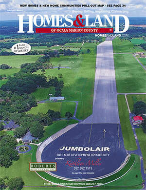 HOMES & LAND Magazine Cover. Vol. 41, Issue 05, Page 19.
