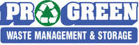 PRO GREEN Storage Containers and Waste Bins