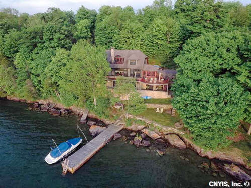 Single Family for Sale at 40 Langbrook Ln. Morristown, New York 13664 United States