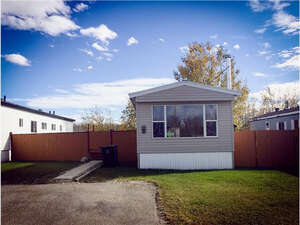 Single Family Home for Sale, ListingId:41224944, location: #19 Parkview Trailer Park Beaverlodge T0H 0C0