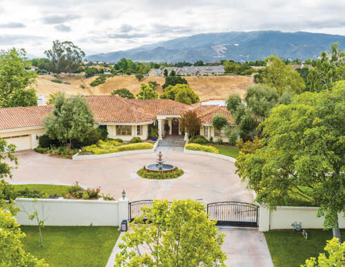 Single Family for Sale at 1290 Via Dinero Solvang, California 93463 United States