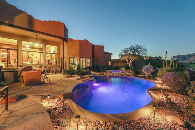 Single Family for Sale at 4265 S Avenida De Angeles -- Gold Canyon, Arizona 85118 United States