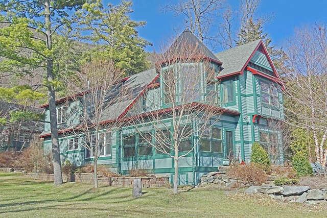 Single Family for Sale at 539-541 Baldwin Road Ticonderoga, New York 12883 United States