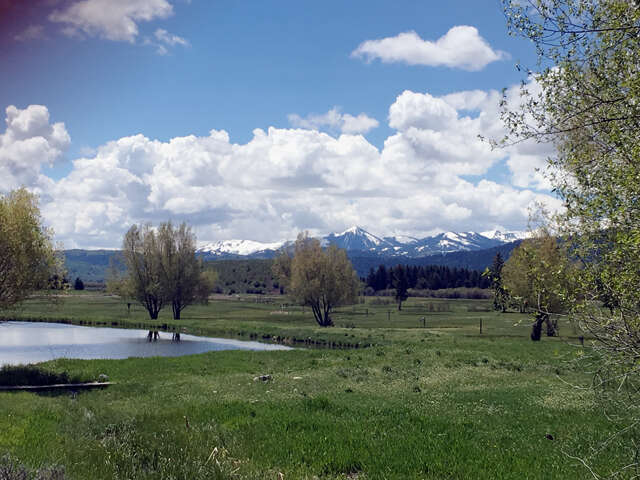Single Family for Sale at 3300 W Boyles Hill Rd Jackson, Wyoming 83001 United States