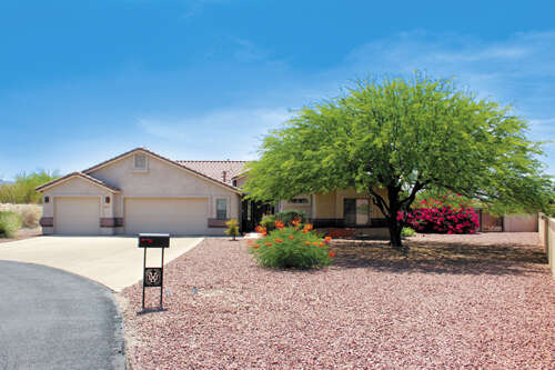 Real Estate for Sale, ListingId:46885700, location: 5641 N Sunset Heights Court Tucson 85743