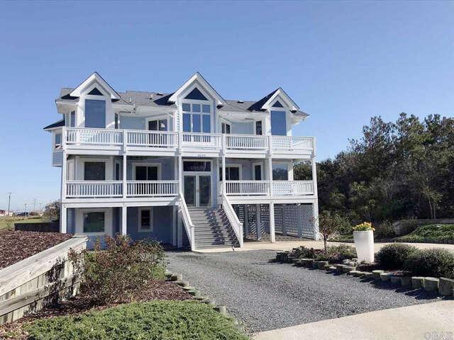 Single Family for Sale at 4633 Tamarack Drive Kitty Hawk, North Carolina 27949 United States