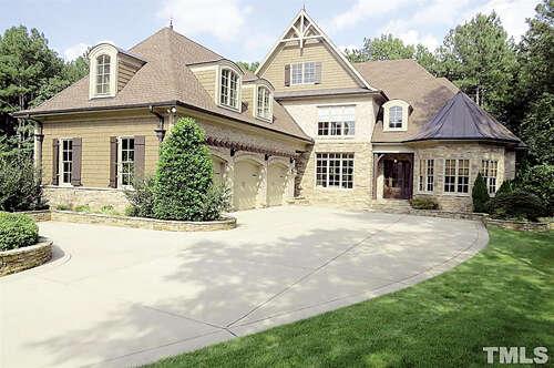 Single Family for Sale at 7304 Haldane Court Wake Forest, North Carolina 27587 United States