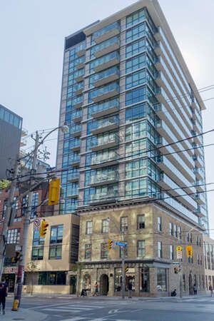 Single Family Home for Sale, ListingId:40822444, location: 39 Sherbourne St. Unit 1001 Toronto M5A 1K2