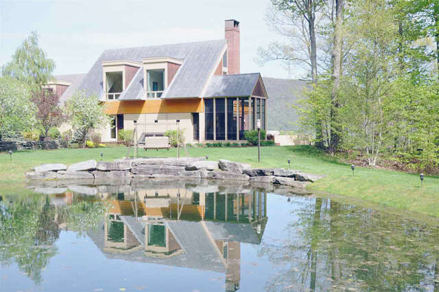 Single Family for Sale at 655 Upper Squirrel Hollow Dorset, Vermont 05251 United States