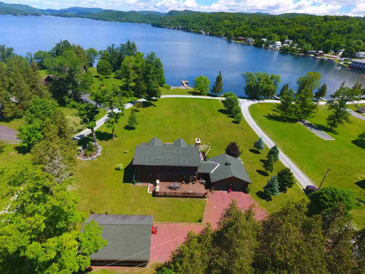 Single Family for Sale at 157 Prospect Point Castleton, Vermont 05735 United States