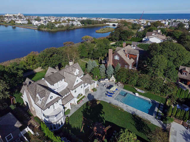 Single Family for Sale at 216 The Terrace Sea Girt, New Jersey 08750 United States