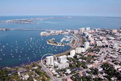 Condominium for Sale at 770 S Palm Ave #703 Sarasota, Florida 34236 United States