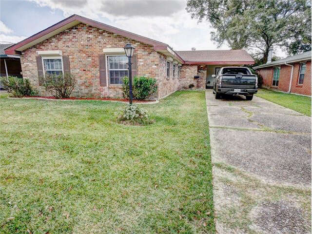 Real Estate for Sale, ListingId:42505153, location: 5229 Randolph St Marrero 70072