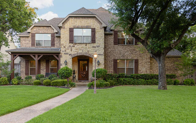 Single Family for Sale at 4048 Dunhaven Road Dallas, Texas 75220 United States
