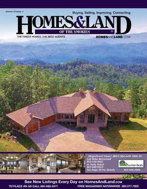 HOMES & LAND Magazine Cover. Vol. 33, Issue 04, Page 39.