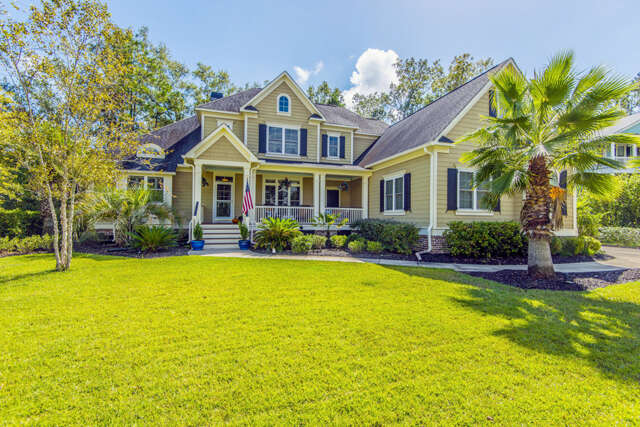 Single Family for Sale at 2300 Middlesex Street Mount Pleasant, South Carolina 29466 United States