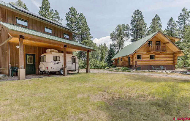 Single Family for Sale at 801 Coolwater Road Bayfield, Colorado 81122 United States