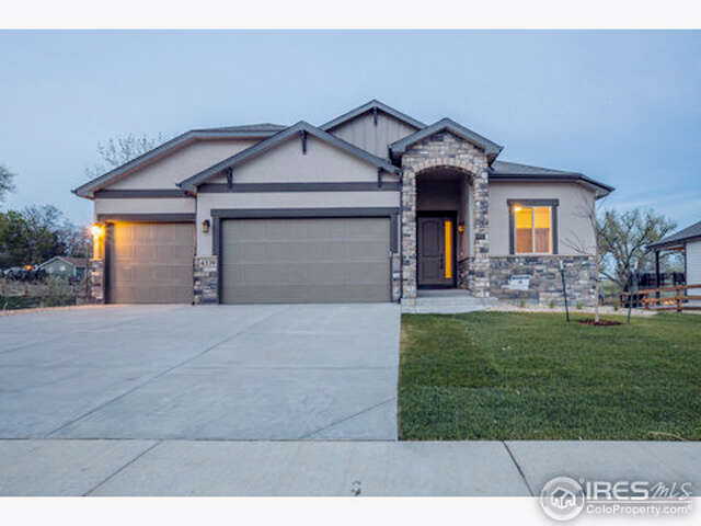 Single Family for Sale at 4339 Shepardscress Johnstown, Colorado 80534 United States